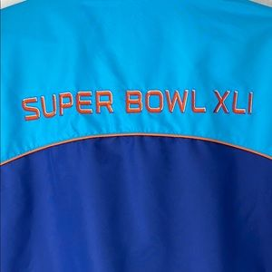 NFL SUPERBOWL 41 PULLOVER large